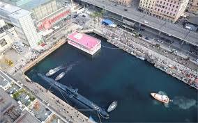 Vicno al B&B il Museo del Mare di Genova